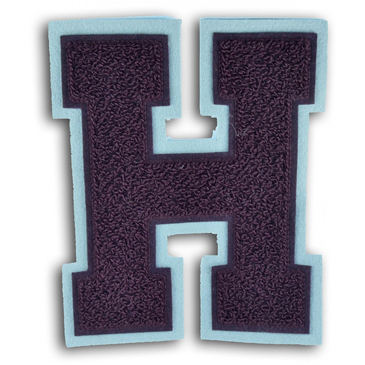 single felt full block chenille varsity letter award letters With chenille varsity letters