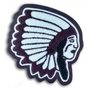 Indian Chief Mascot 7