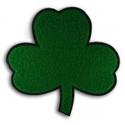 Irish Clover Leaf Mascot