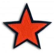 Plain Single Felt Star Patch